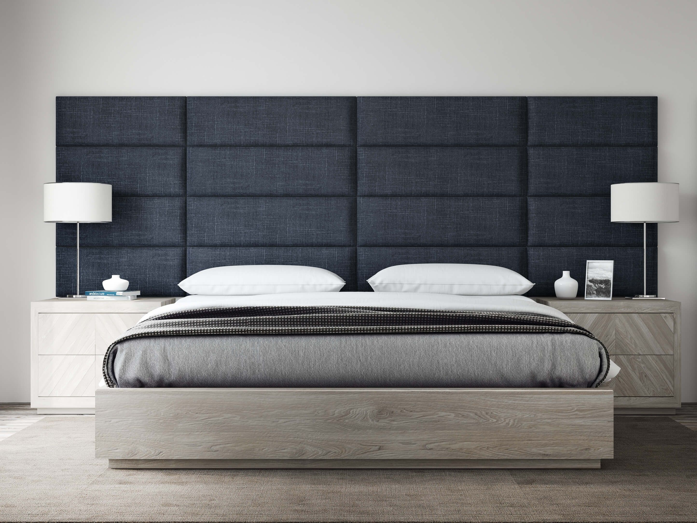 Pin By Penny Teo On Nc Master Bedroom Bed Headboard Design Bed Furniture Bedroom Furniture Design