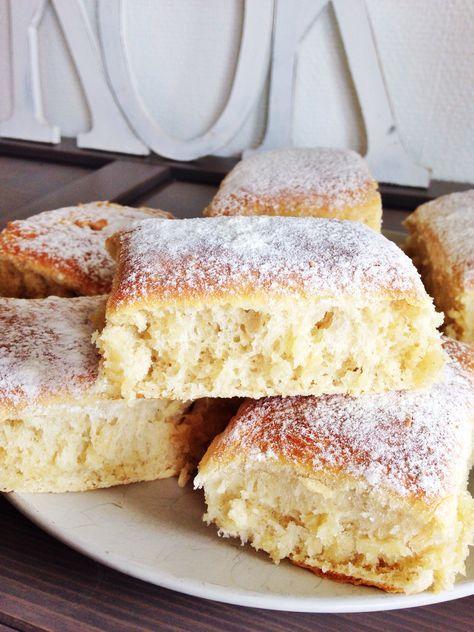 baka bröd i långpanna