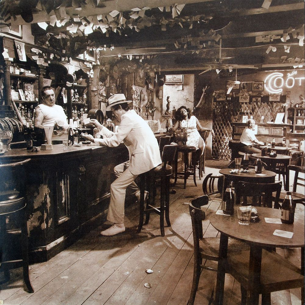 Led Zeppelin In Through The Out Door All 6 Sleeve Variations Pochette Album Album Culte