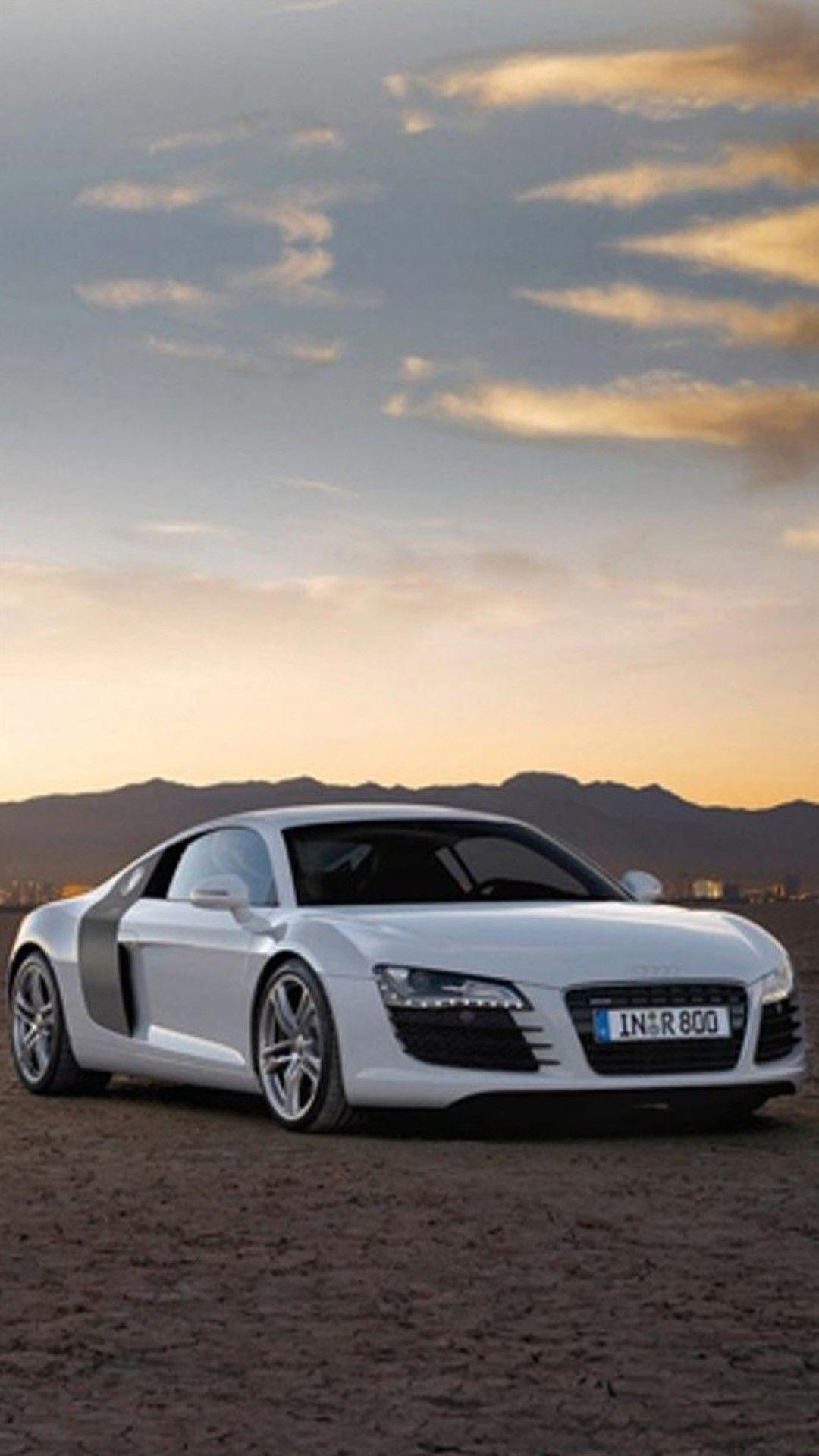 Audi R8 Iphone Wallpaper Mobil Sport Mobil