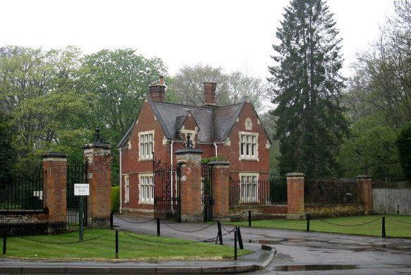 Entry To Bagshot Park Hrh The Duke Of Connaught Family Park