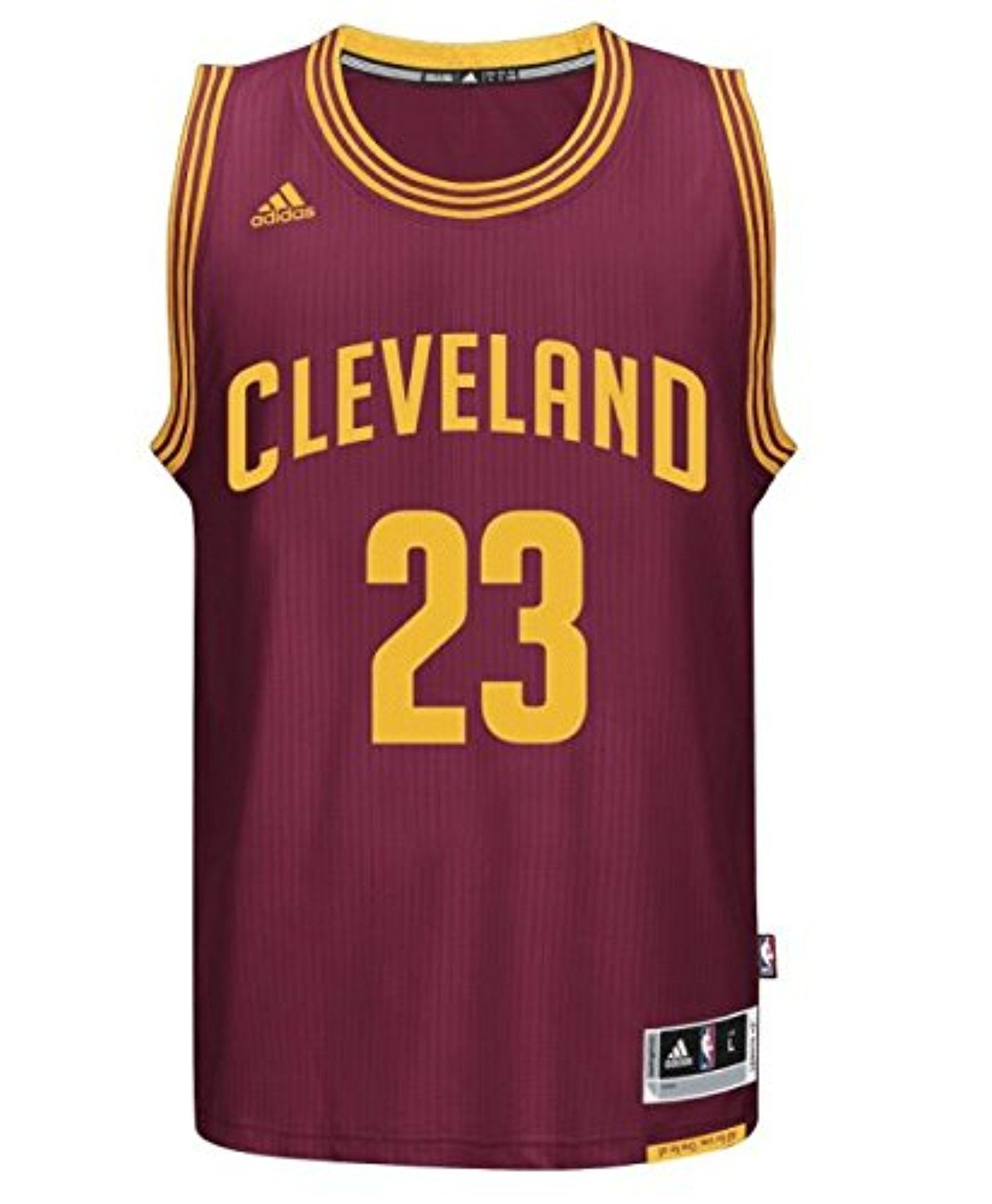 LeBron James  23 Men s Maroon Cleveland Cavaliers Swingman Jersey --  Awesome products selected by Anna Churchill 6eafffc28