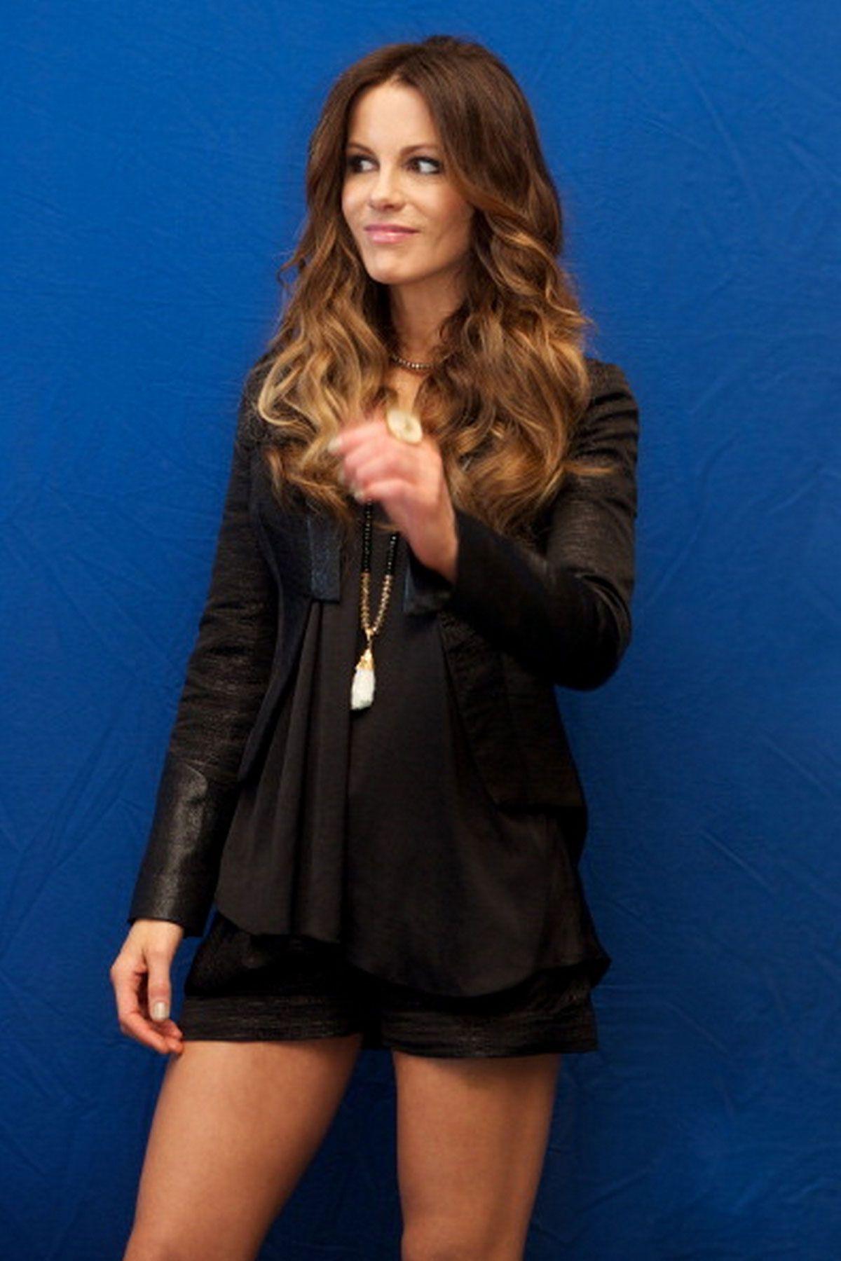 "Total Recall Photocall rocking the Nikki Rich ""Thalia ... Kate Beckinsale"