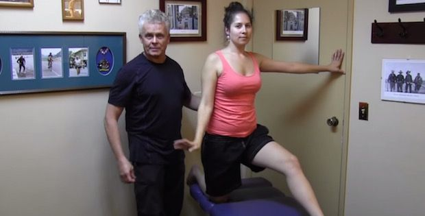 knee weakness or numbness | exercises | pinterest | femoral nerve, Muscles