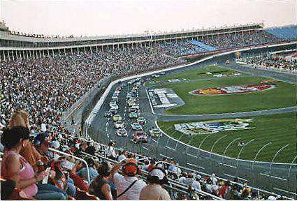Charlotte Motor Speedway Charlotte North Carolina