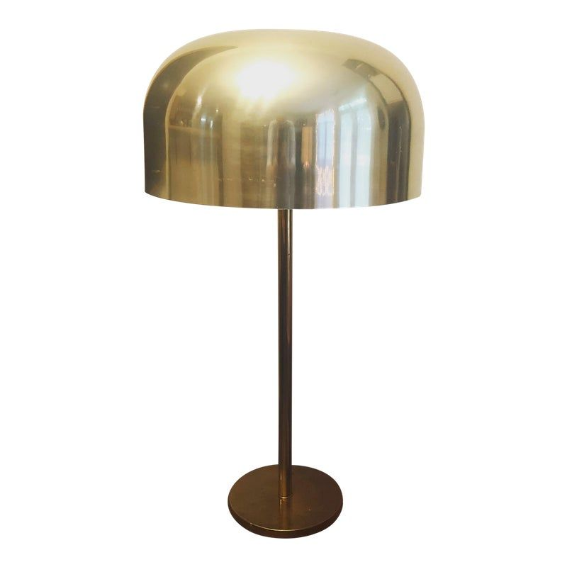 Three Vintage Style Bulb in Dome Table