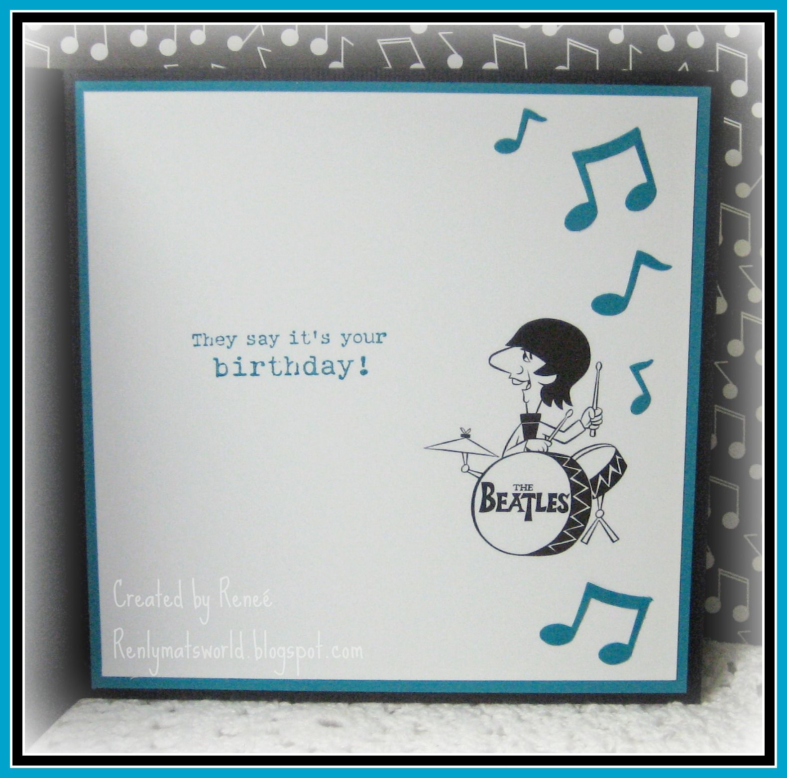 Beatles Birthday Card Gallery Free Birthday Cards