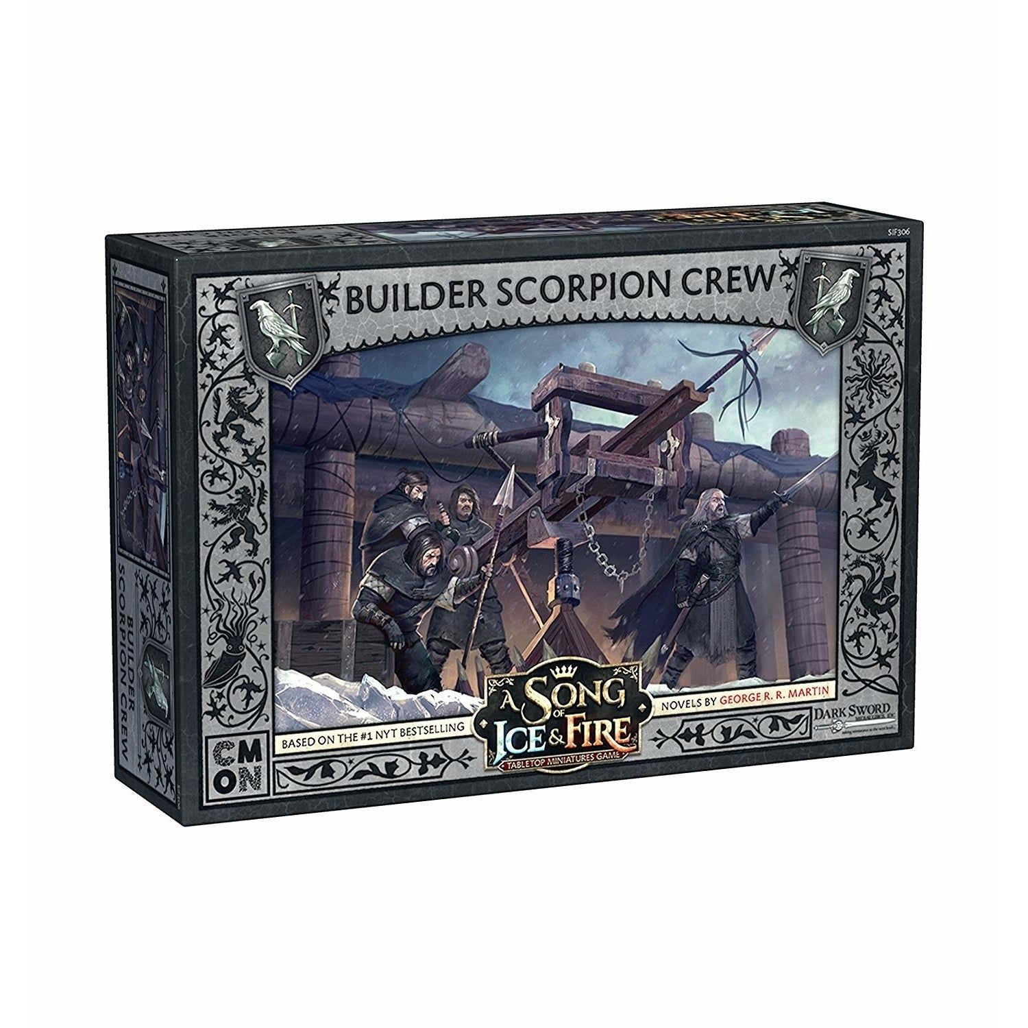 Cmon A Song Of Ice Fire Tabletop Miniatures Game Builder
