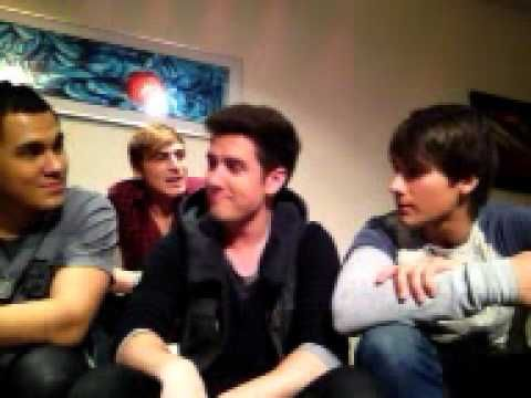 Big Time Rush Ustream Chat 11 9 11 Full Big Time Rush Big Time Dancing With The Stars