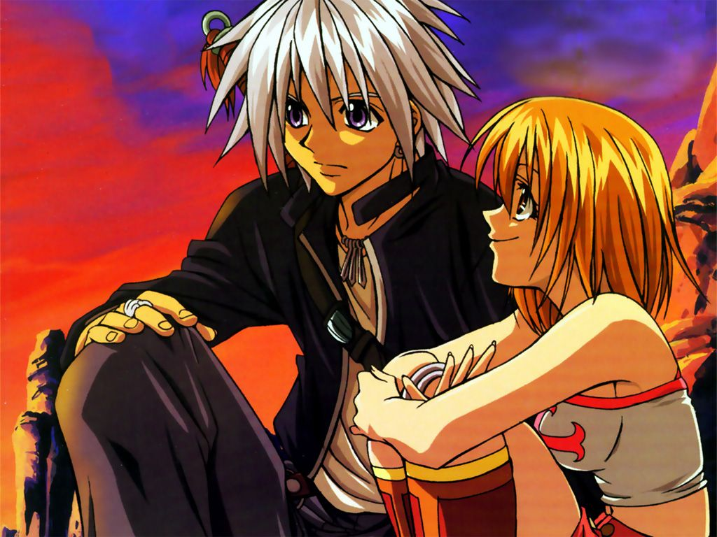 Rave Master. I'd seen the OVA Fairy Tail episode with
