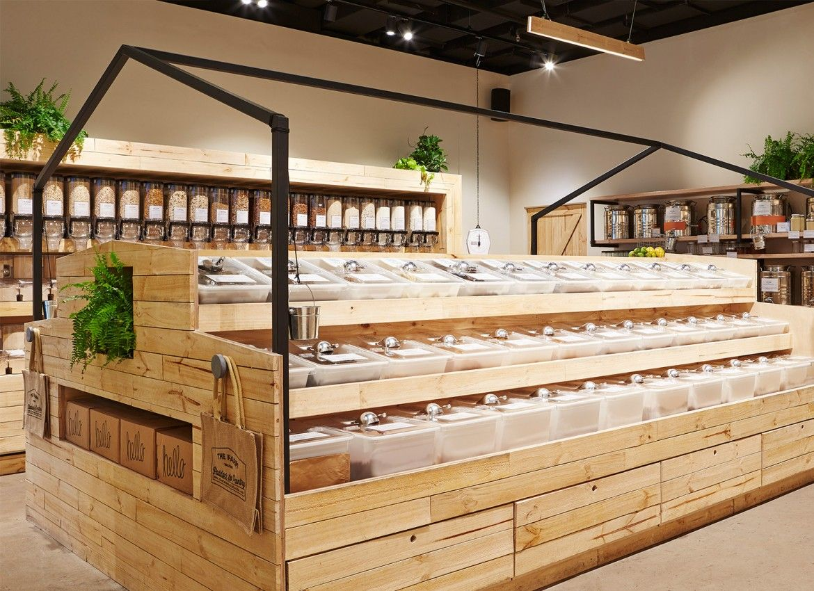 The Farm Wholefoods INTERIOR DESIGN