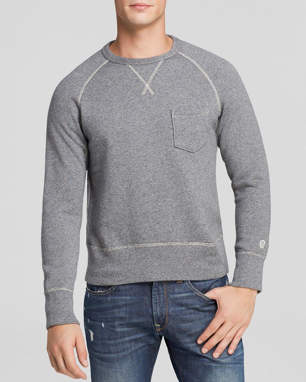 28750ab1a Todd Snyder + Champion Vintage Crewneck Sweatshirt | Bloomingdale's ...