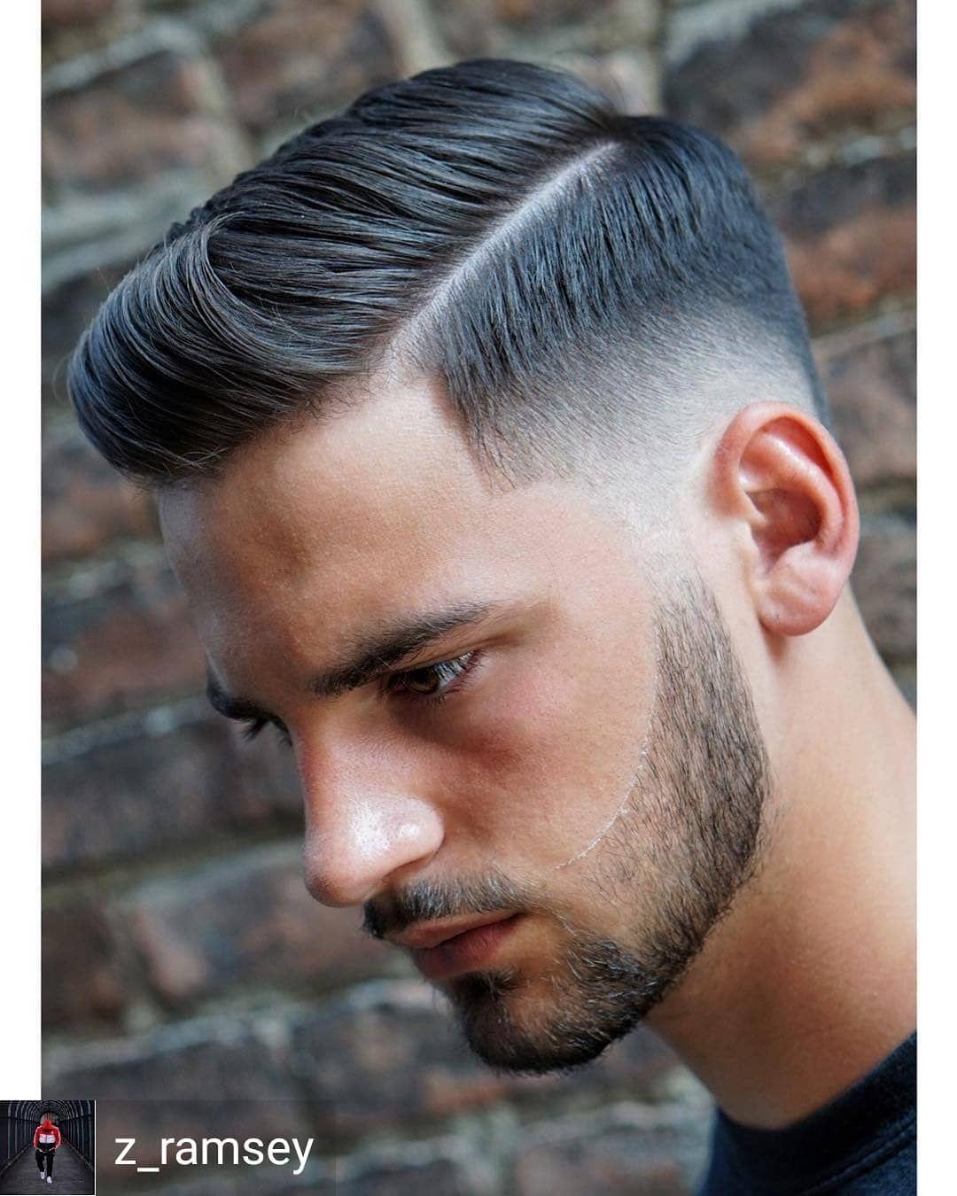 frisure til mænd