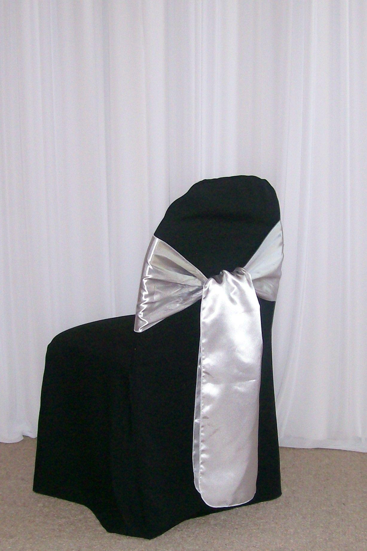 black & silver wedding decor | Alex- Wedding Ideas | Pinterest ...