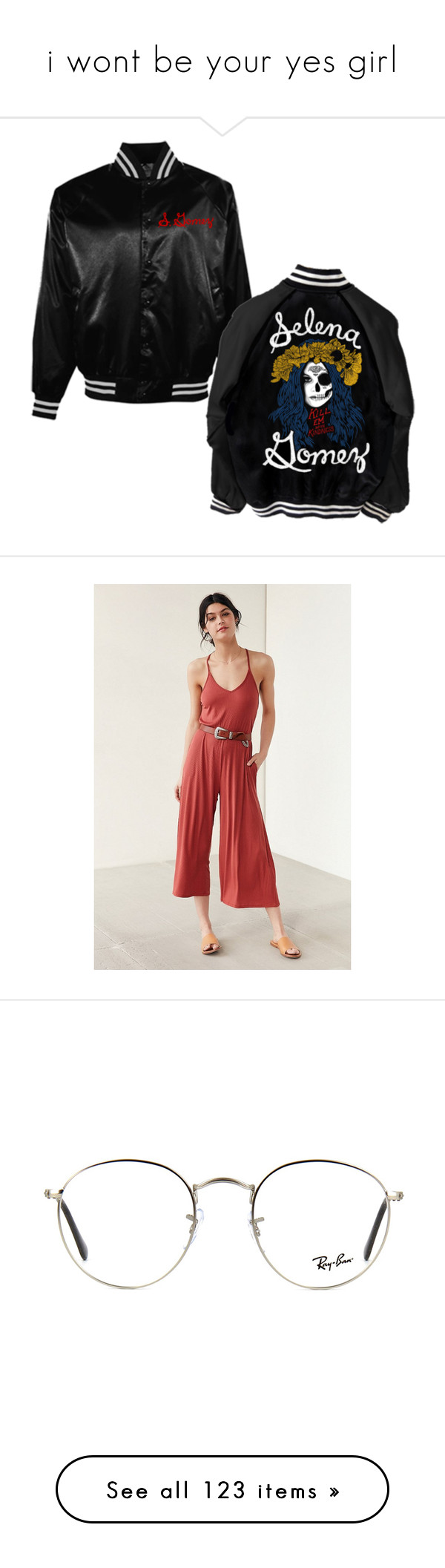 """i wont be your yes girl"" by losageles ❤ liked on Polyvore featuring jumpsuits, rust, jump suit, sleeveless jumpsuit, shoes, loafers, jet mirror, mirror shoes, tassel shoes and loafers moccasins"