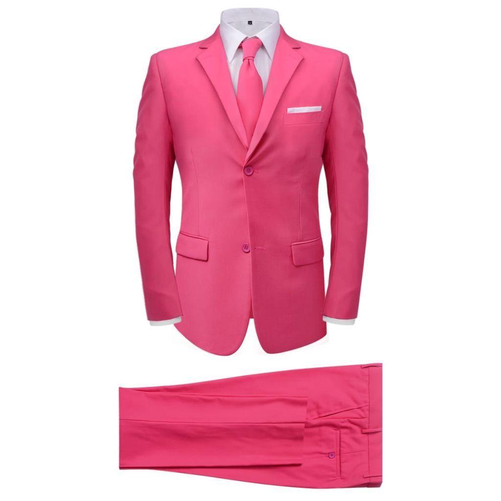 Business Smoking Hose Jacke Slim Fit Gr 46-56 Neu Herren Anzug 2-tlg