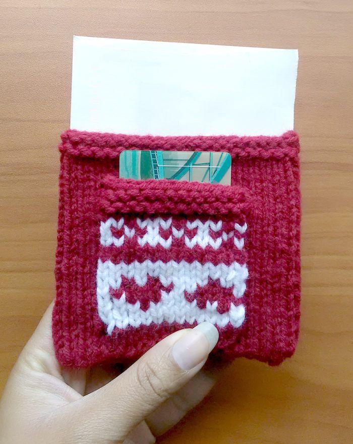 Gift Wrap Knitting Patterns | Pinterest | Artesanía, Ganchillo y Tejido