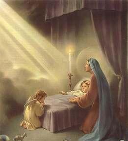Maintenant Et A L Heure De Notre Mort Vierge Marie Images Religieuses Reciter Le Chapelet