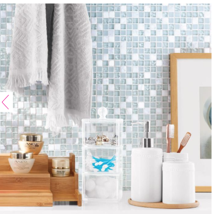 Avon Living Essential Bathroom Accessories Set & more | AVON