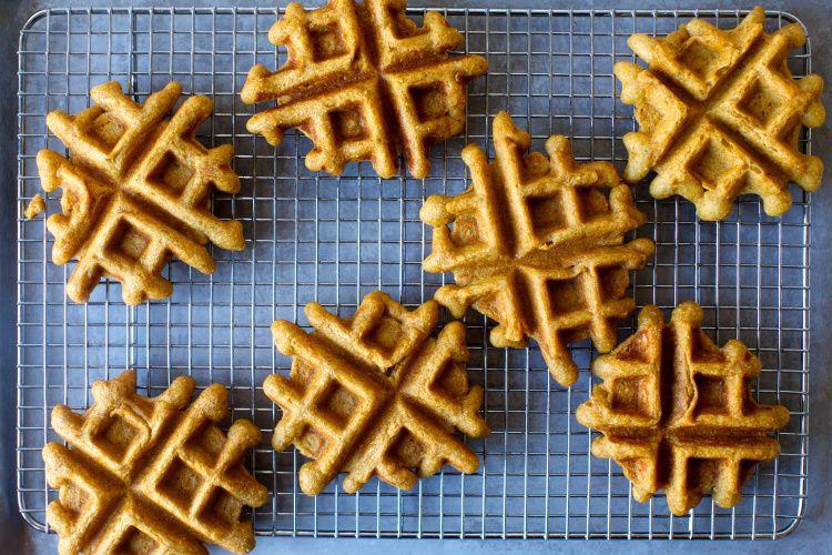 Cornbread Waffles Recipe Cornbread Waffles Smitten Kitchen Waffles
