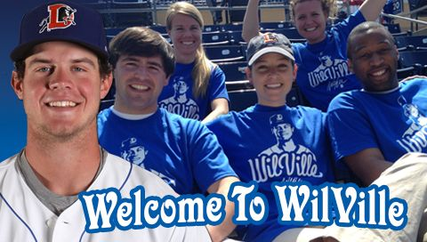 The Durham Bulls are excited to announce the creation of WilVille, a seating section at Durham Bulls Athletic Park designed to give fans an up-close and personal look at 2012 Minor League Player of the Year and current Bulls star Wil Myers. Get a ticket, exclusive t-shirt, and $5 in food credit for just $20!