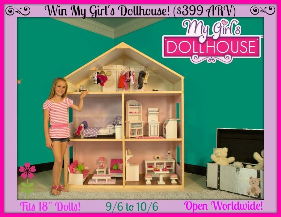 Diy Dollhouse Furniture American Girls