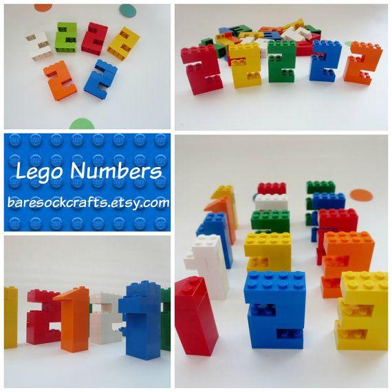 Brilliant Lego Number Two 2 Birthday Cake Topper Decoration This Listing Funny Birthday Cards Online Elaedamsfinfo
