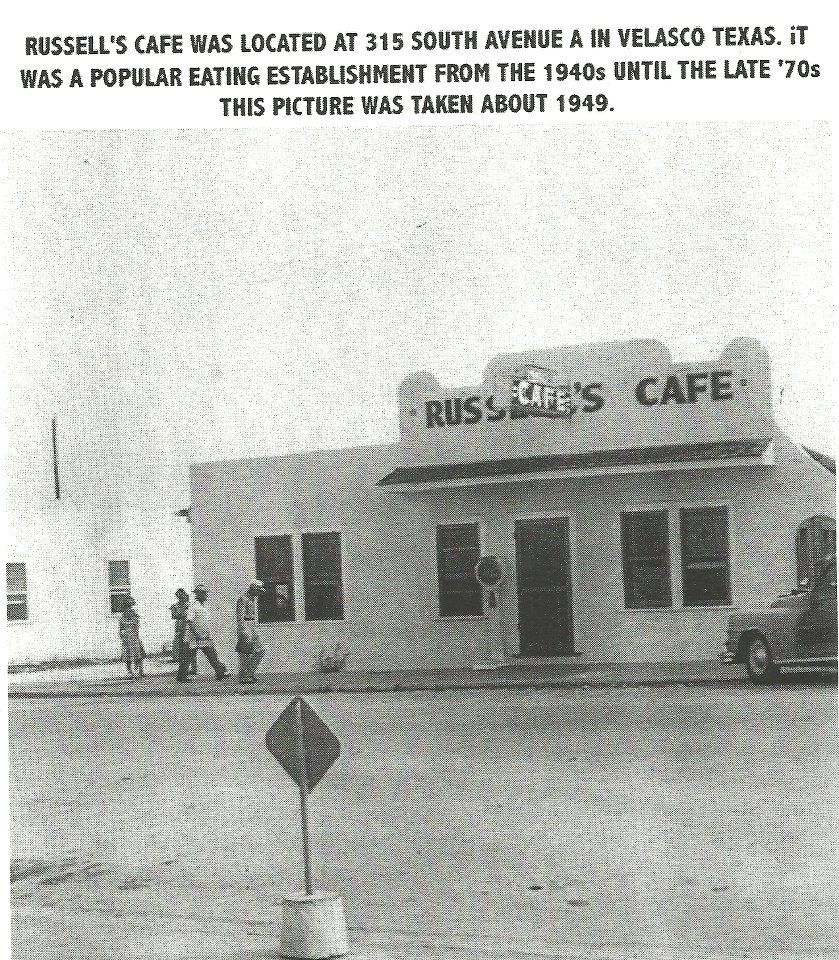 Jr S Cafe Freeport Tx
