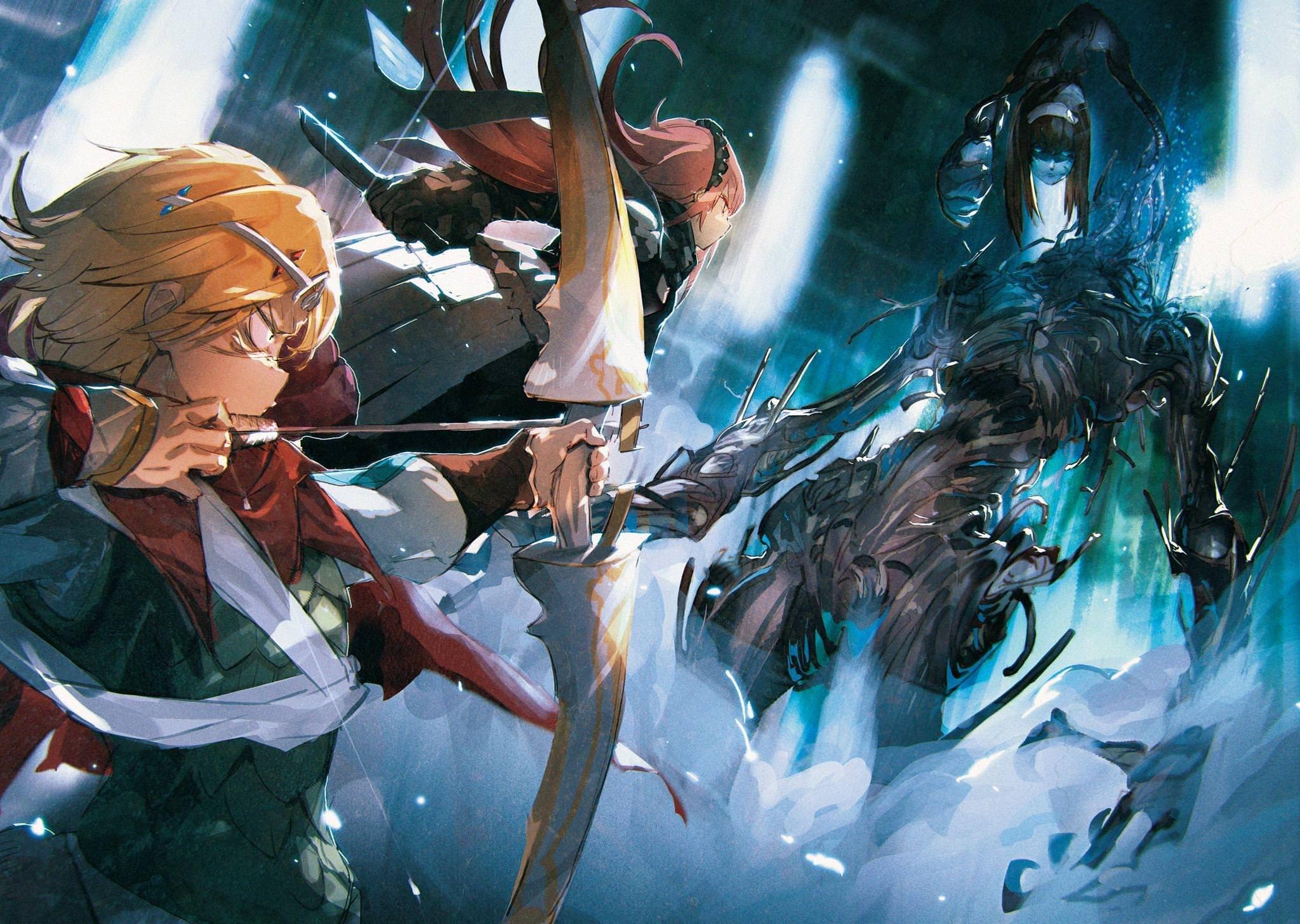 Mobile and Desktop Wallpaper HD in 2020 Anime, Anime