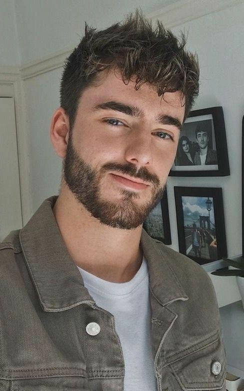ESTILO :: Barba :: Bigote Y Corte De Cabello   Pinterest   Handsome, Sexy  Men And Guy