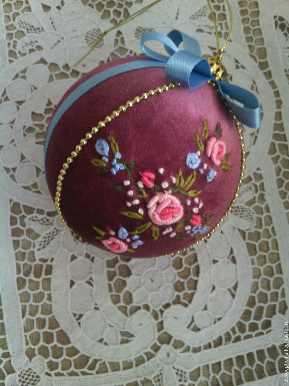 елочный шар купить#1 – купить на Ярмарке Мастеров ...