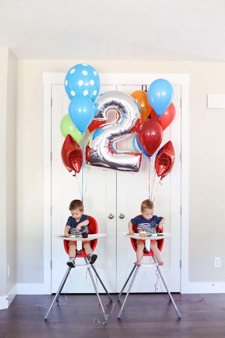 Happy Birthday Babies! Twin birthday parties, Twin boys