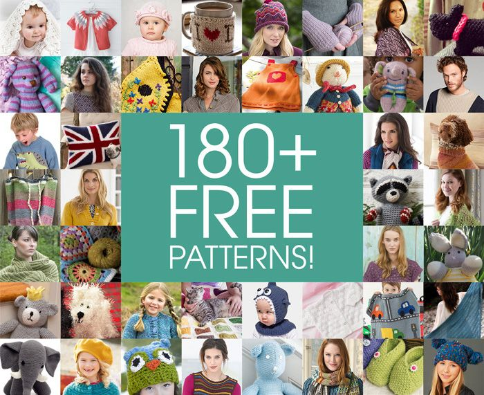 knitting patterns :: Deramores