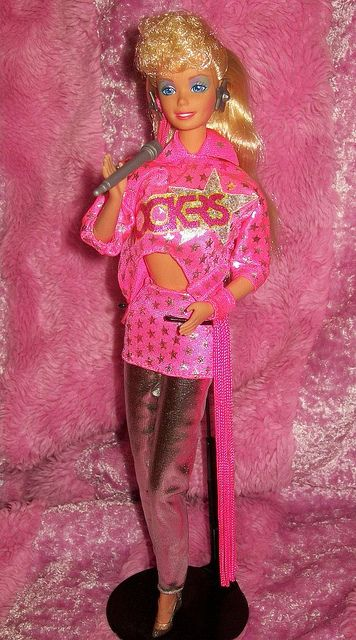 Barbie And The Rockers Barbie 174 Doll I Had This One And