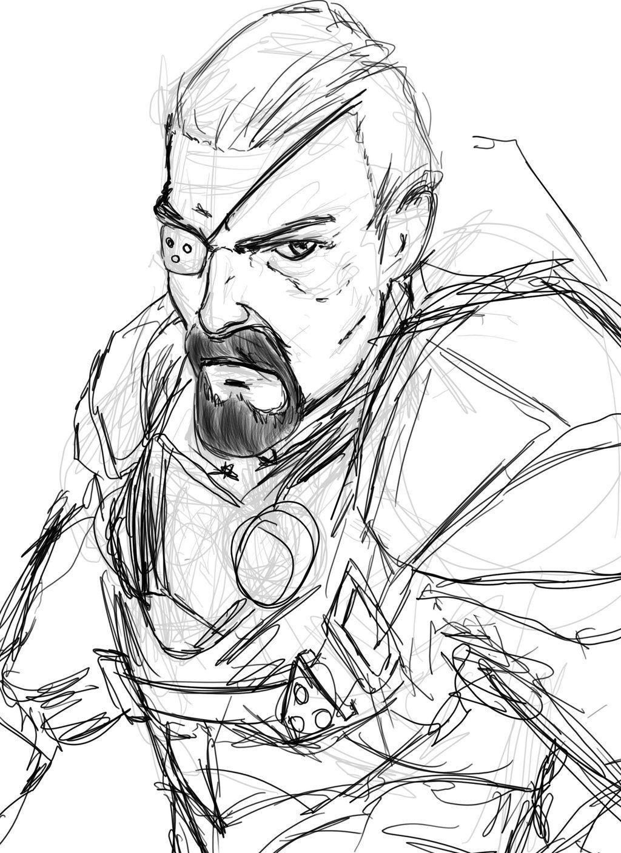 Deathstroke By Raichiyo33 Sketches Drawings