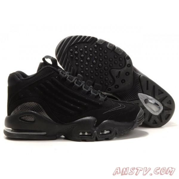 Nike Air Griffey Shoes II 2 Black Mens Sneakers cheap Nike Air Griffey Shoes  II 2 Men, If you want to look Nike Air Griffey Shoes II 2 Black Mens  Sneakers ...
