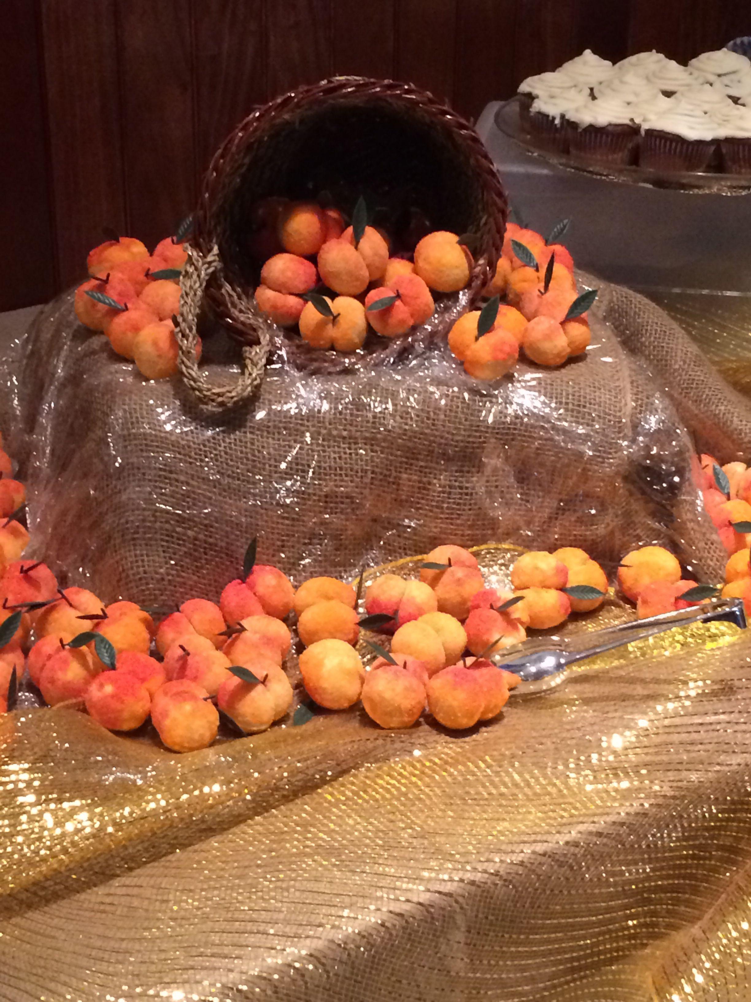 Mom's peaches