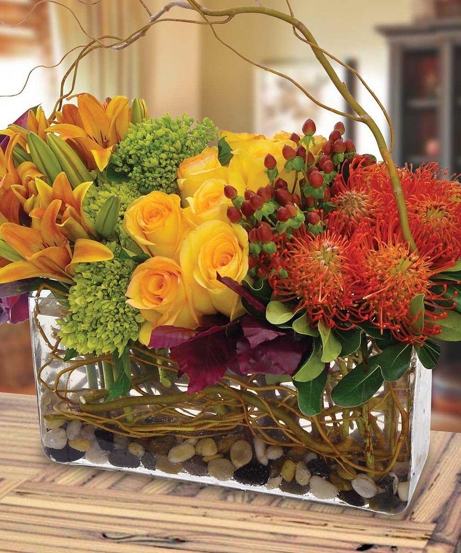 40 beautiful thanksgiving floral arrangement ideas fall