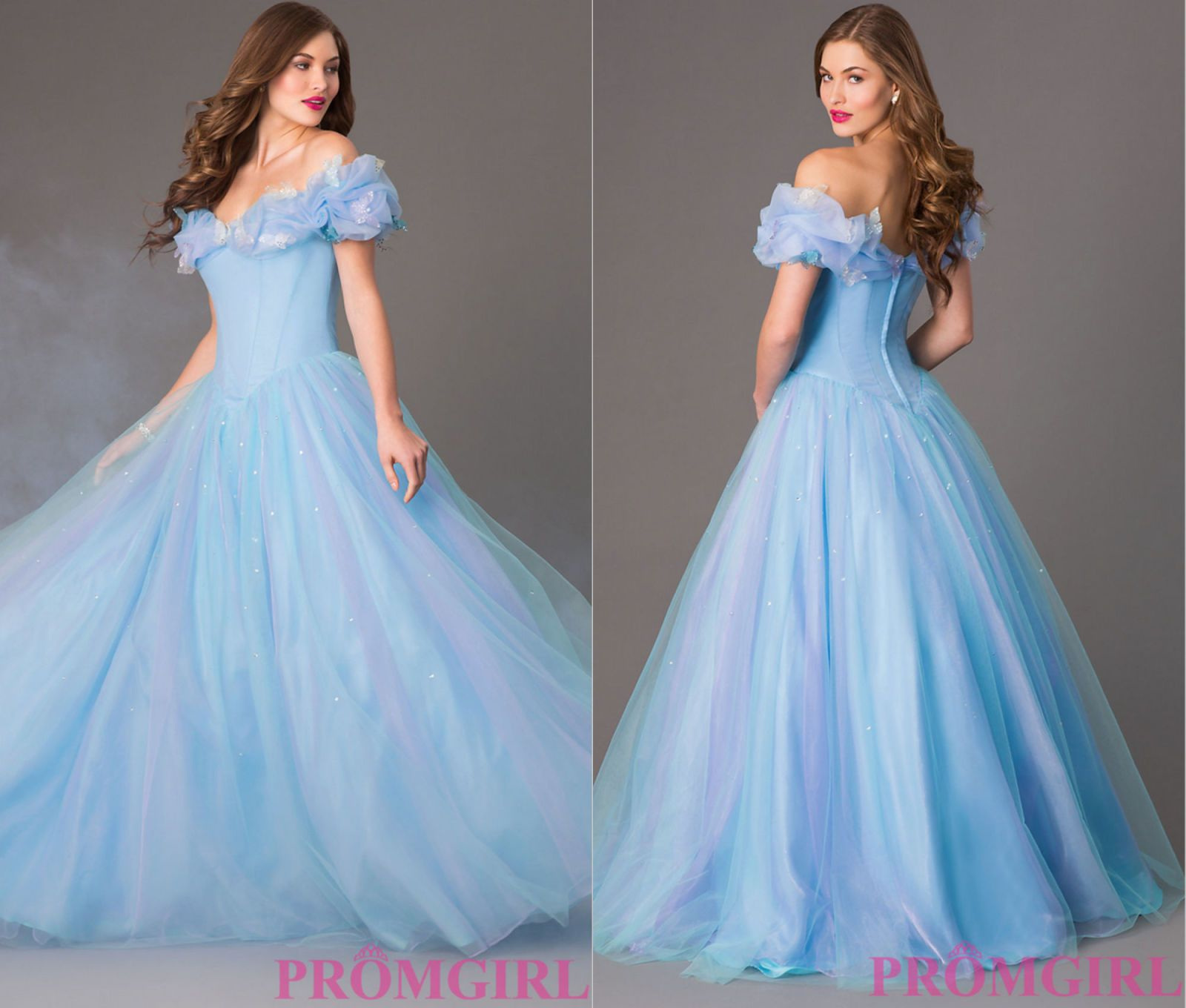 Disney Themed Wedding Dresses: Now You Can Literally Have A Cinderella Moment At Prom