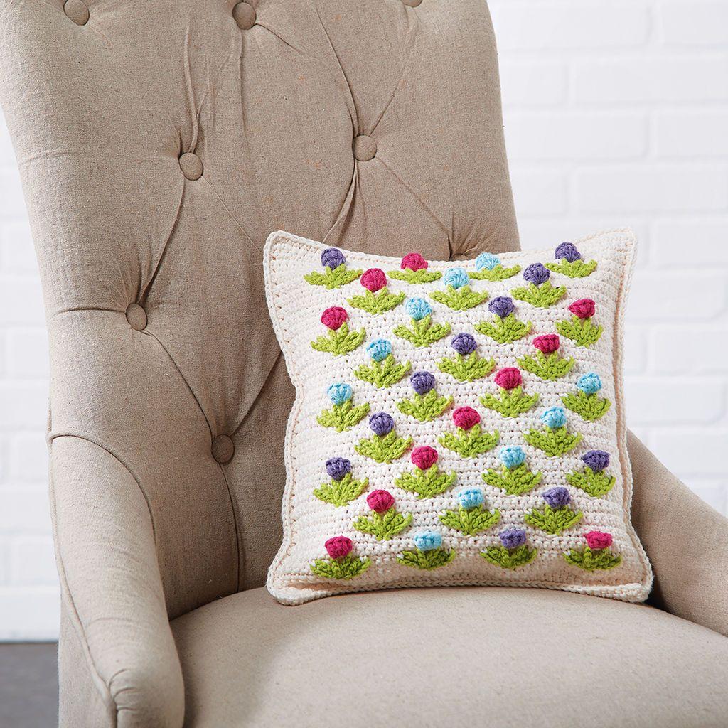 Loops u threads plastic sewing needles crochet it pillows