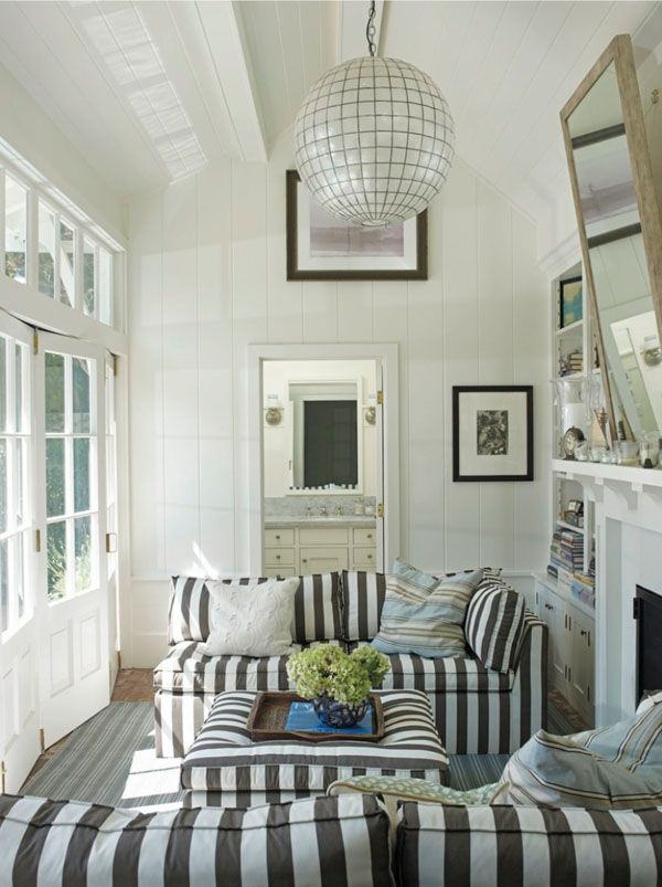 46 Casual beach chic rooms to inspire Beach, Room and Coastal