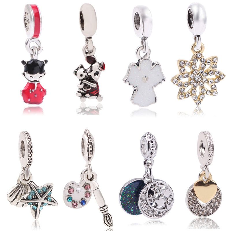 charms pandora animali