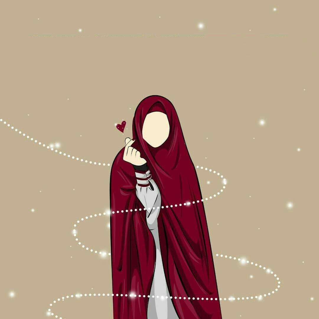 60 Best Muslimah Cartoon Images