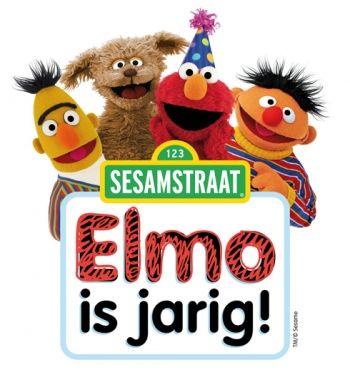 Sesamstraat is terug met 'Elmo is jarig!'
