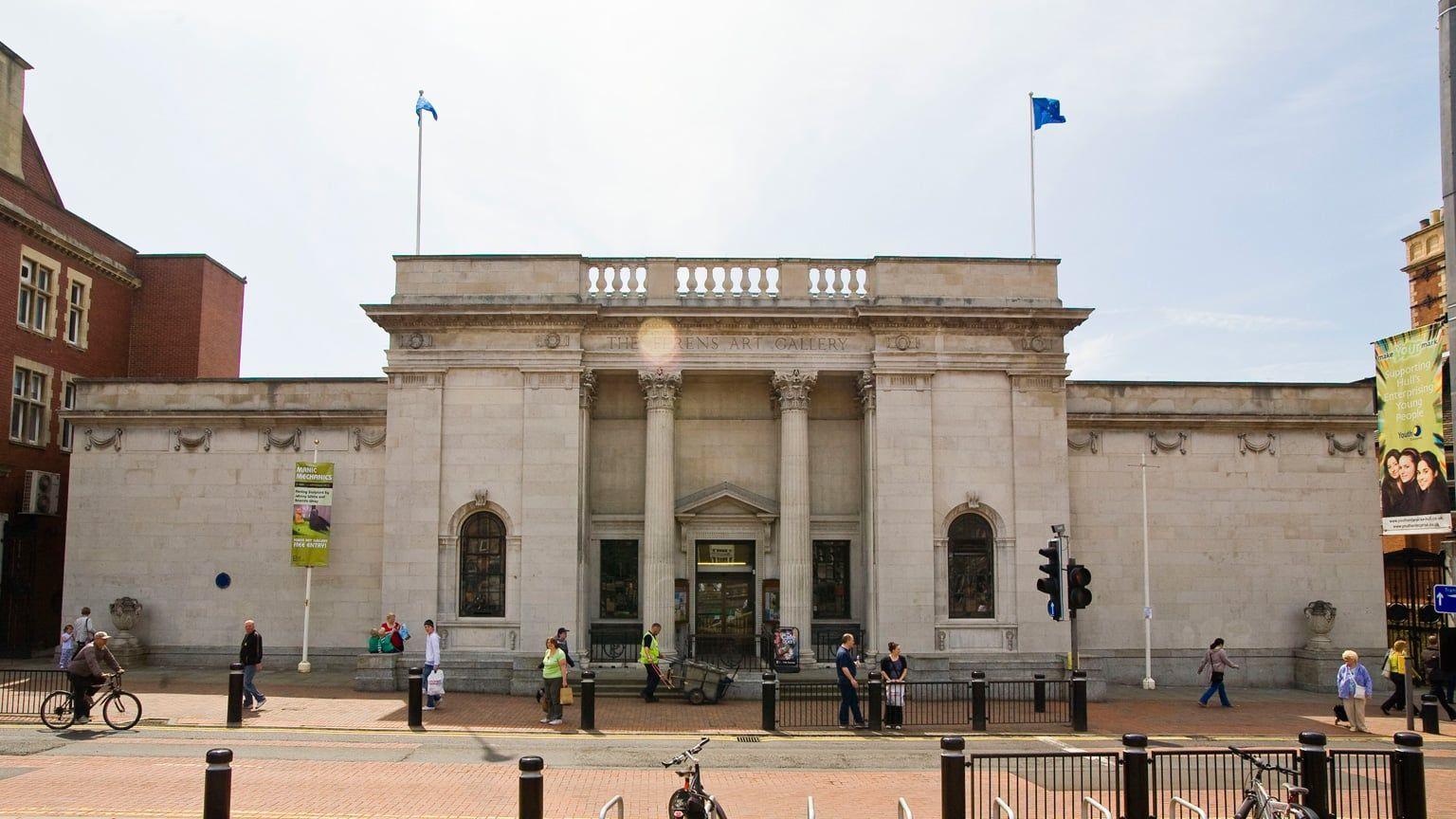 Ferens Art Gallery Hull Art Gallery Gallery Art Articles
