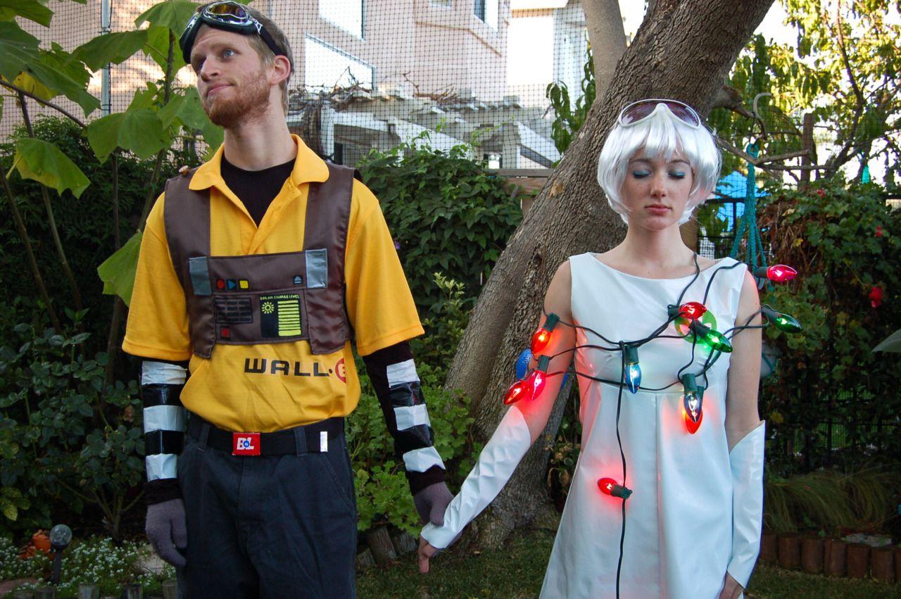 Wall E Amp Eva Costumes