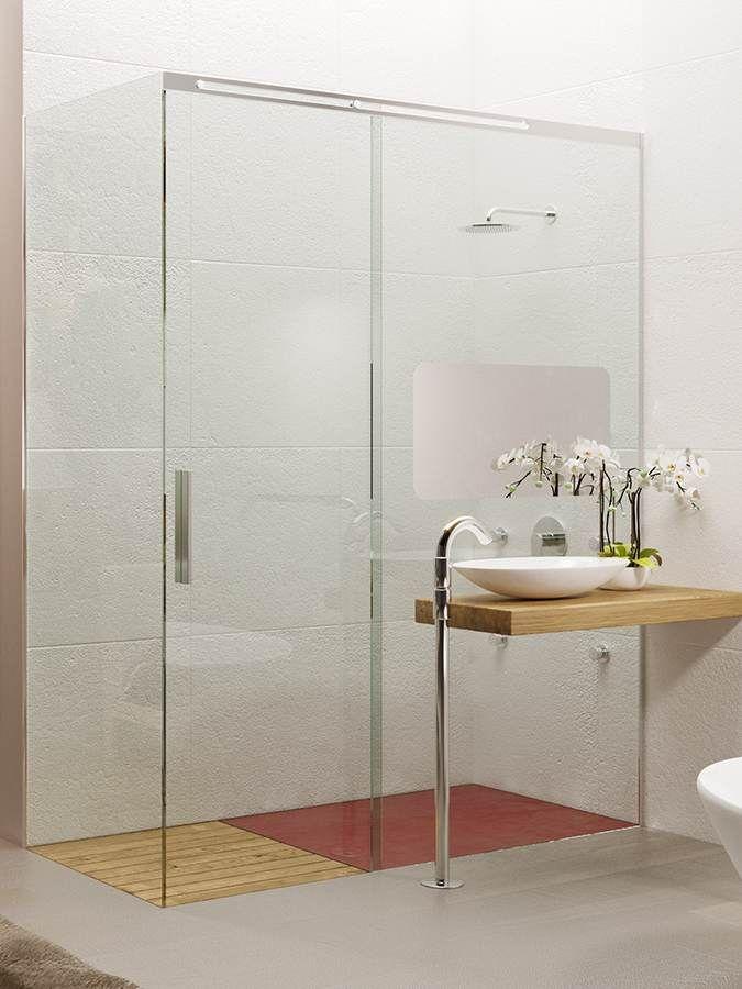 Box doccia Scorrevole Assoluto su misura di alta qualità