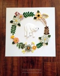 paperquilling, Young Paper Things : 네이버 블로그