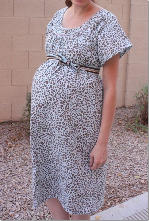 A FREE hospital gown pattern and tutorial that keeps you decently ...