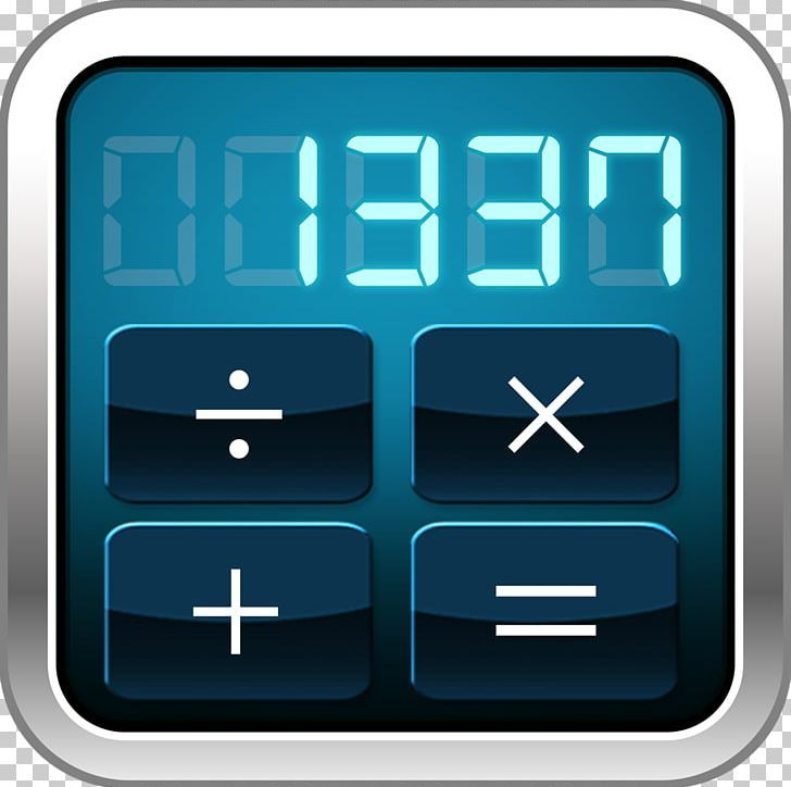 Calculator IPad IPhone PNG alarm clock, app store